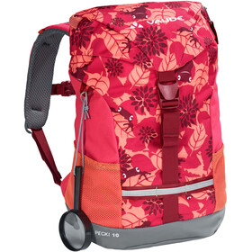 VAUDE Pecki 10 Backpack Kids rosebay